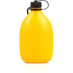 Wildo Hiker Drinkfles 700ml geel